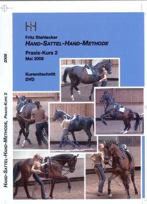 DVD: Praxiskurs 2 zur Hand-Sattel-Hand-Methode